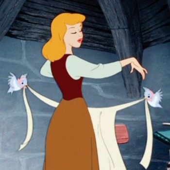 cinders and birds