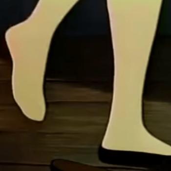 No toes!