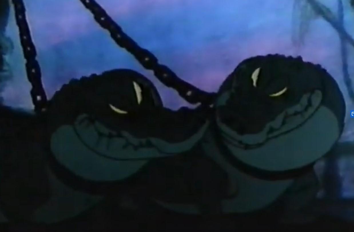 BDSM Sex slave Aligators